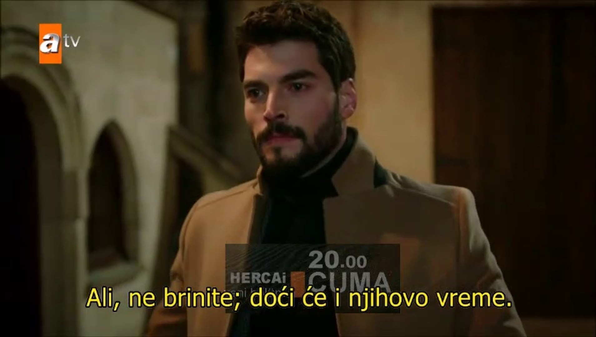 Hercai 32 Epizoda Najava Sa Prevodom Video Dailymotion