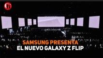 Samsung presenta  el nuevo Galaxy Z Flip