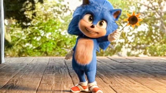 Sonic le film - Extrait - Bébé Sonic