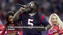 T-Pain Loves Video Games
