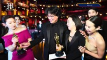 Korean film makes Oscars history