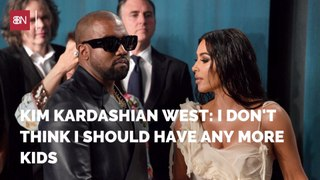 Kim Kardashian West On Having Kids