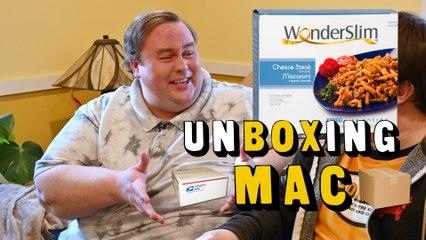 UnBoxing Mac 33: WonderSlim, GoGo Quinoa, and Eliot's Nut Butter