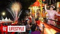 Penang comes alive during Chap Goh Meh celebration