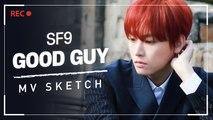 [Pops in Seoul] Good Guy! SF9(에스에프나인)'s MV Shooting Sketch