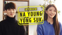 [Showbiz Korea] Yong-suk(용석, CROSS GENE) & Na-young(나영, gugudan)! Interview for the play 'Why Did You Come to My House(우리집에 왜 왔니?)'