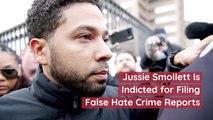 Jussie Smollett Faces Indictment