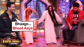 Vicky Kaushal FUNNY Comedy With Kapil Sharma, Sumona   The Kapil Sharma Show   BHOOT