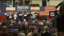 e socialiste Bernie Sanders a fêté cette nuit sa victoire dans la primaire démocrate du New Hampshire, suivi par les modérés Pete Buttigieg et Amy Klobuchar