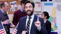 Seth Meyers Checks in with the DNC on a Big Night for Democrats