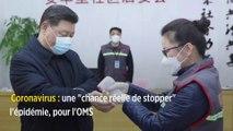 Coronavirus : une « chance réelle de stopper » l'épidémie, pour l'OMS