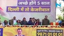 Arvind Kejriwal to take oath as Delhi CM at Ramlila Maidan on February 16