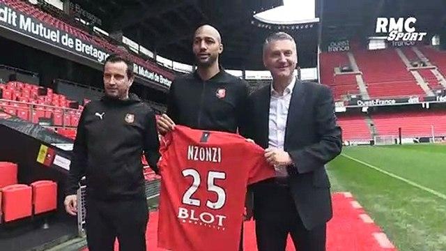 Rennes : Nzonzi fixe son objectif avant de penser à l'Euro 2020