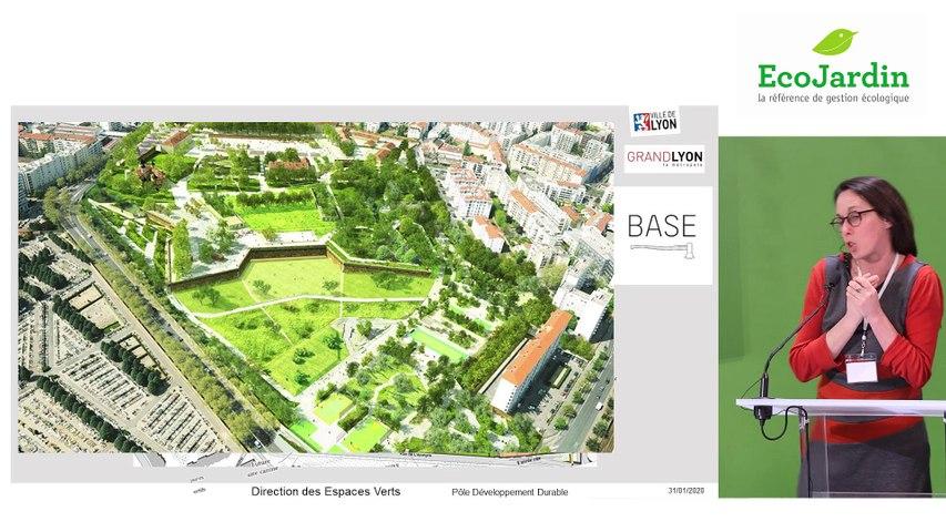 12 - Cloé Laurent et Eric Boglaenko, Ville de Lyon - Rencontre EcoJardin 2020