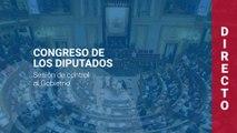 Primera sesión de control al nuevo Gobierno de coalición en el Congreso