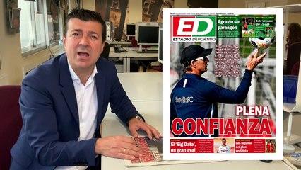 La portada de ESTADIO Deportivo 12-02-2020
