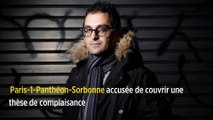 Paris-1-Panthéon-Sorbonne accusée de couvrir une thèse de complaisance