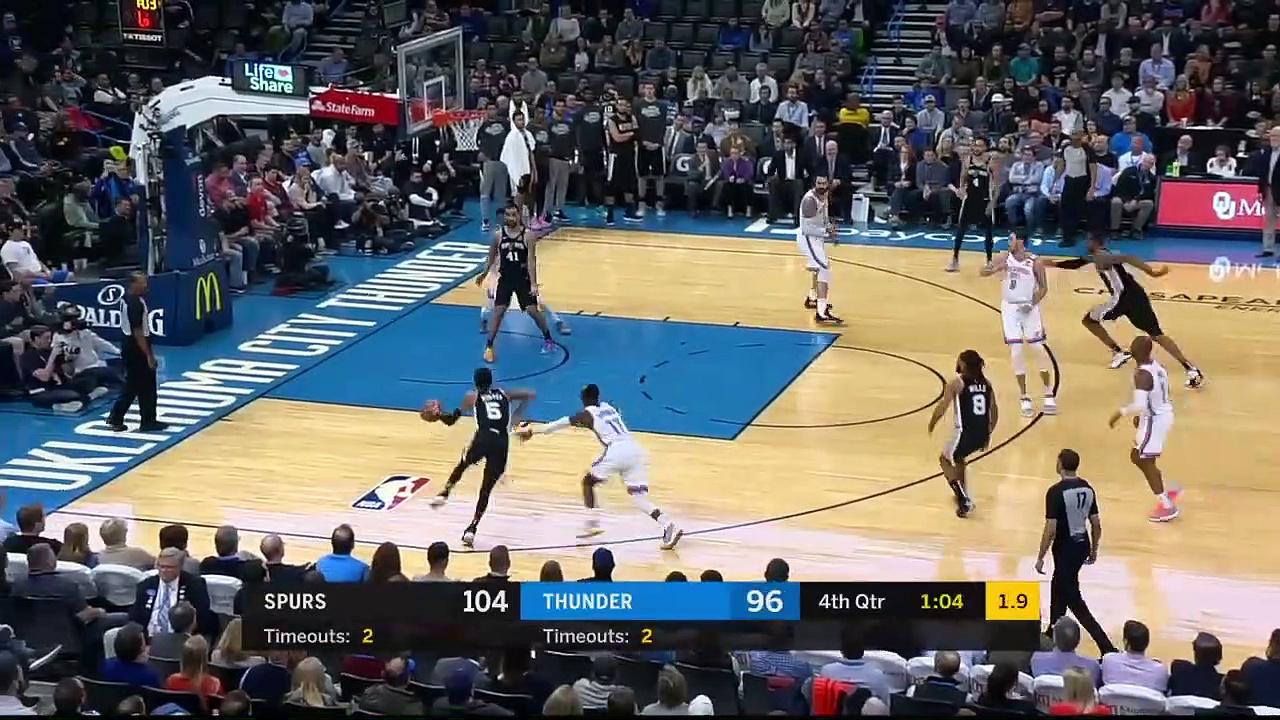 NBA'de Gecenin En Güzel 5 Oyunu | 11.02.2020