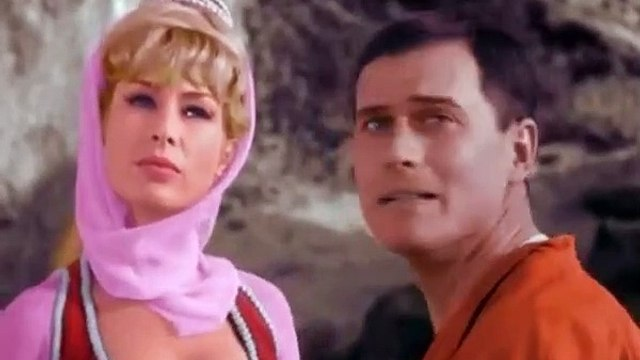 "I Dream of Jeannie season 1 episode 1 ""The Lady in the Bottle"""