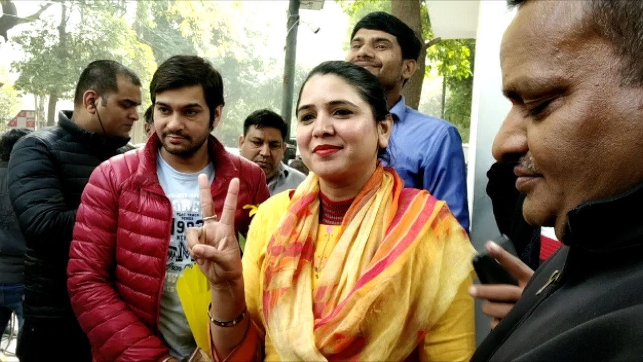 AAP MLA arrested for sexual harassment, Kejriwal attacks