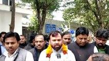 AAP's Akhilesh Tripathi: Delhi voter chose 'vikas' over 'vinash'