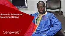 Revue de Presse du 12 Fevrier 2020 avec Mouhamed Ndiaye