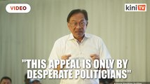 Anwar: Politicians using race card to gain support from the poor