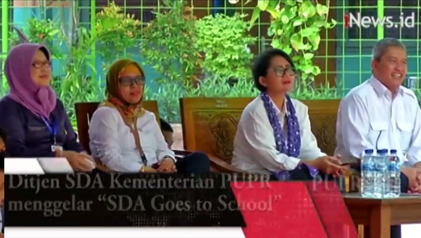 Video Keseruan SDA Goes to School di SMAN 6 Jakarta