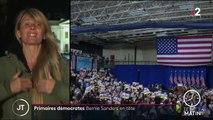 Primaire démocrate aux États-Unis : Bernie Sanders l'emporte dans le New Hampshire