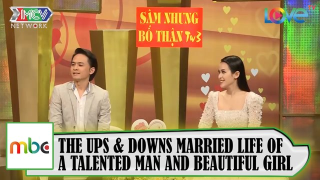 THE UPS&DOWNS MARRIED LIFE OF A TALENTED MAN AND BEAUTIFUL GIRL