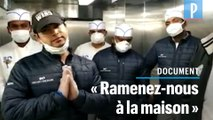 Coronavirus : l'appel à l'aide de l'équipage indien du Diamond Princess
