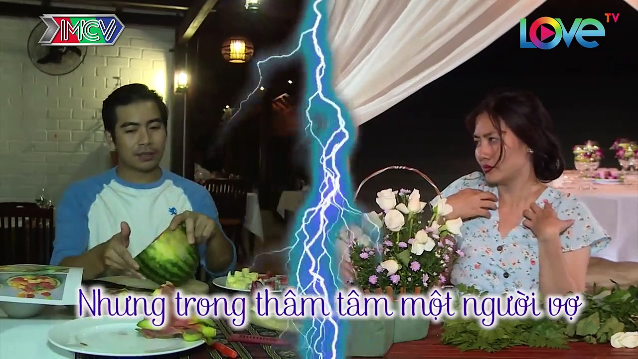 Thanh Binh and Dang Khoi 'exchanges' wife