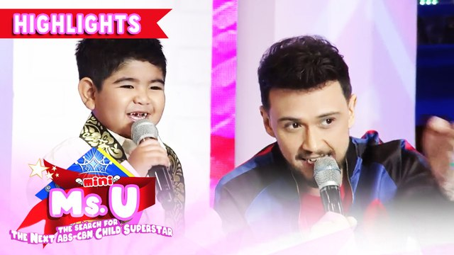 Yorme wants Vice to be back from vacation | It's Showtime Mini Miss U