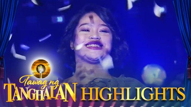 Nikole Kylle Bernido earns her fifth win   Tawag ng Tanghalan