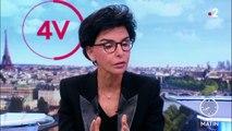 """Municipales : à Paris, """"il faut mettre fin à l'anarchie"""", estime Rachida Dati"""