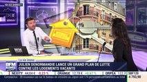 Virginie Grolleau (Challenges) : Julien Denormandie lance un grand plan de lutte contre les logements vacants - 12/02