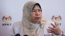 Lembaga Disiplin PKR tolak surat penangguhan Zuraida