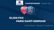 Teaser : Dijon v Paris Saint-Germain