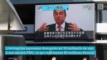Affaire Carlos Ghosn : Nissan réclame 83 millions d'euros