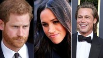 Brad Pitt Made Meghan Markle & Prince Harry Skip the 2020 Oscars?
