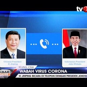 Jokowi Sampaikan Duka Cita ke Presiden China Xi Jinping