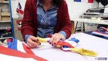 Des écharpes tricolores made in Vaucluse