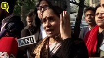 Nirbhaya's Mother Protests Outside Court Over Delay in Hanging