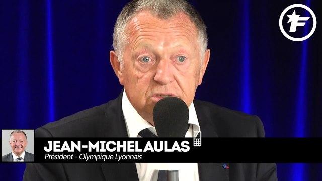 OL : Jean-Michel Aulas en remet une couche sur l'OM