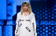 Taylor Swift didn't find cameras 'intrusive' in the studio