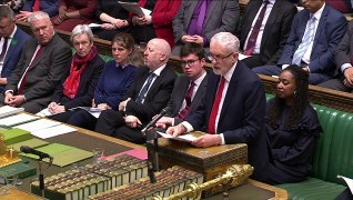 Corbyn accuses Johnson of deportation double standards