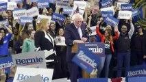 Sanders gana primaria demócrata en New Hampshire