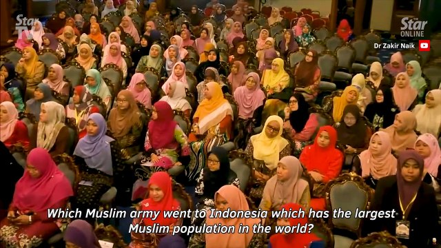 What did Dr Zakir Naik say in Kelantan-