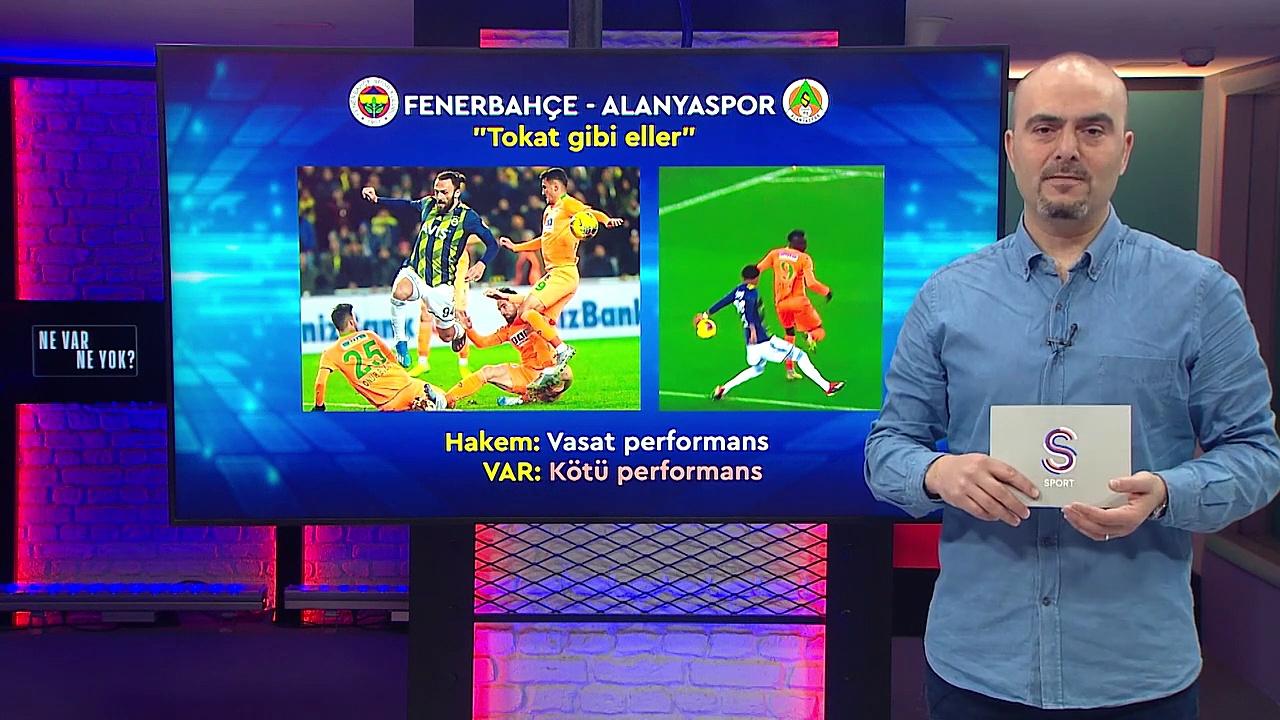 """Murat Fevzi Tanırlı ile """"Ne VAR Ne Yok?"""" - Türkiye Süper Lig 2019/20 - 21. Hafta"""