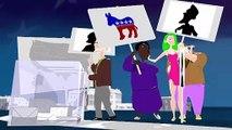 Videografik: Der lange Weg ins Weiße Haus